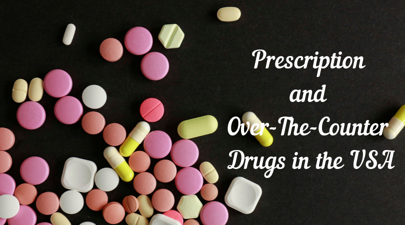 Prescription and Over-The-Counter Drugs in the USA